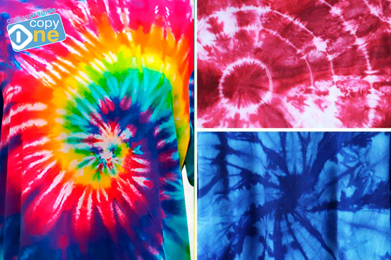 Como hacer camisetas hippies